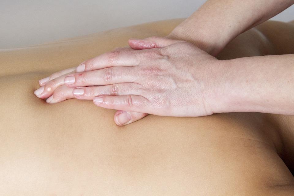 improved circulation via swedish massage