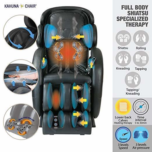 how to choose good kahuna massage chairs