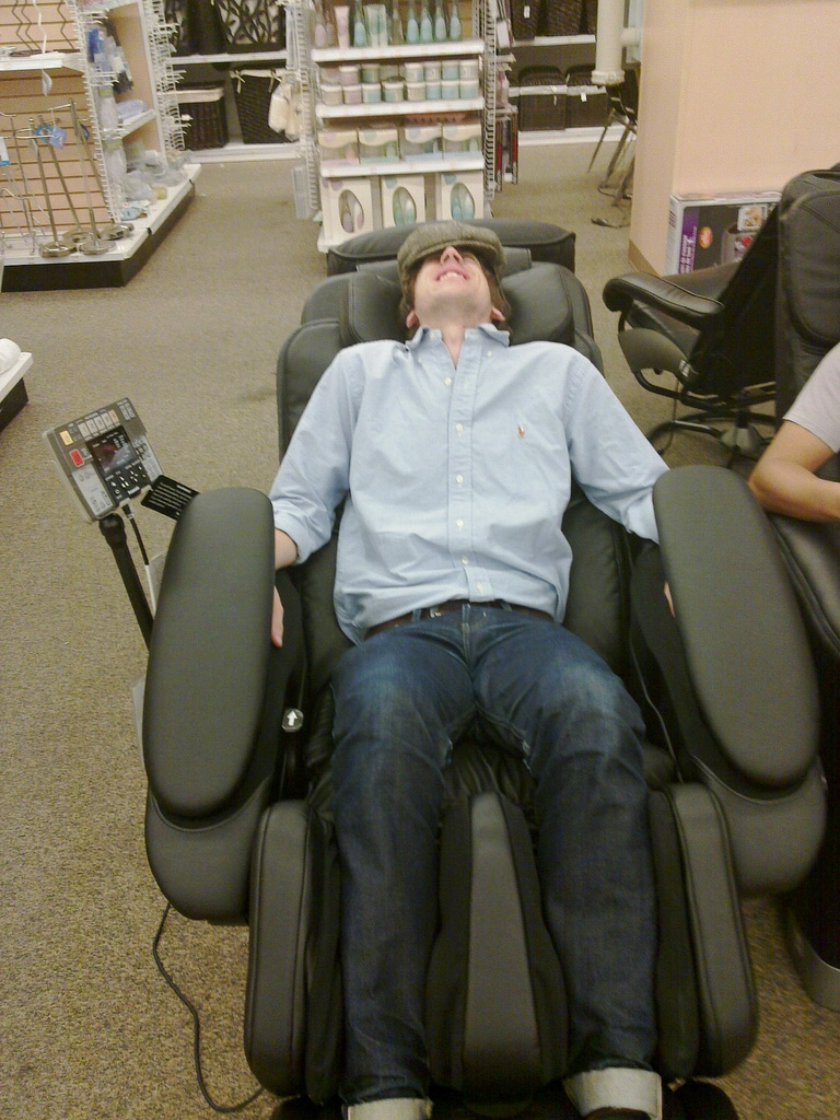 massage chair advice