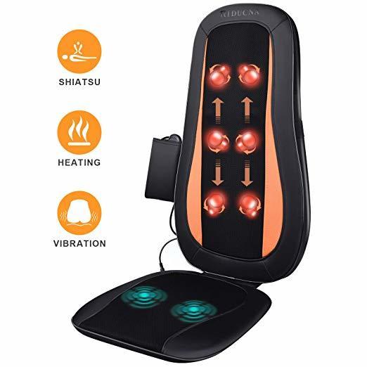 massage chair heat transmitters