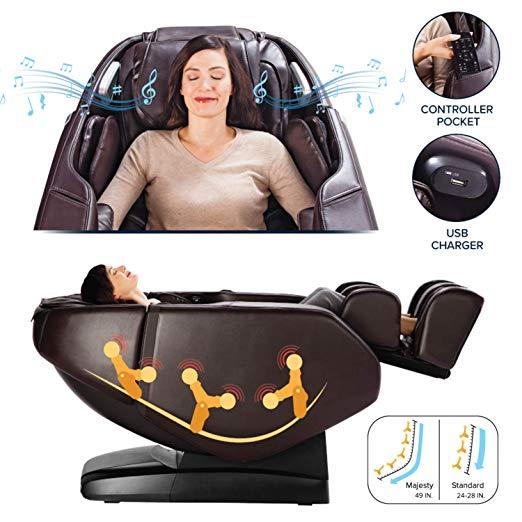 daiwa massage chair benefits