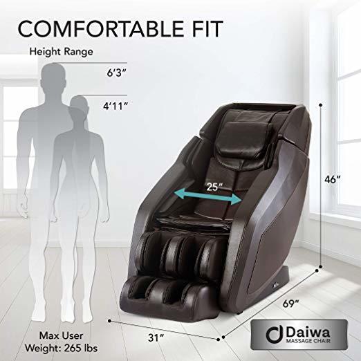 daiw massage chair