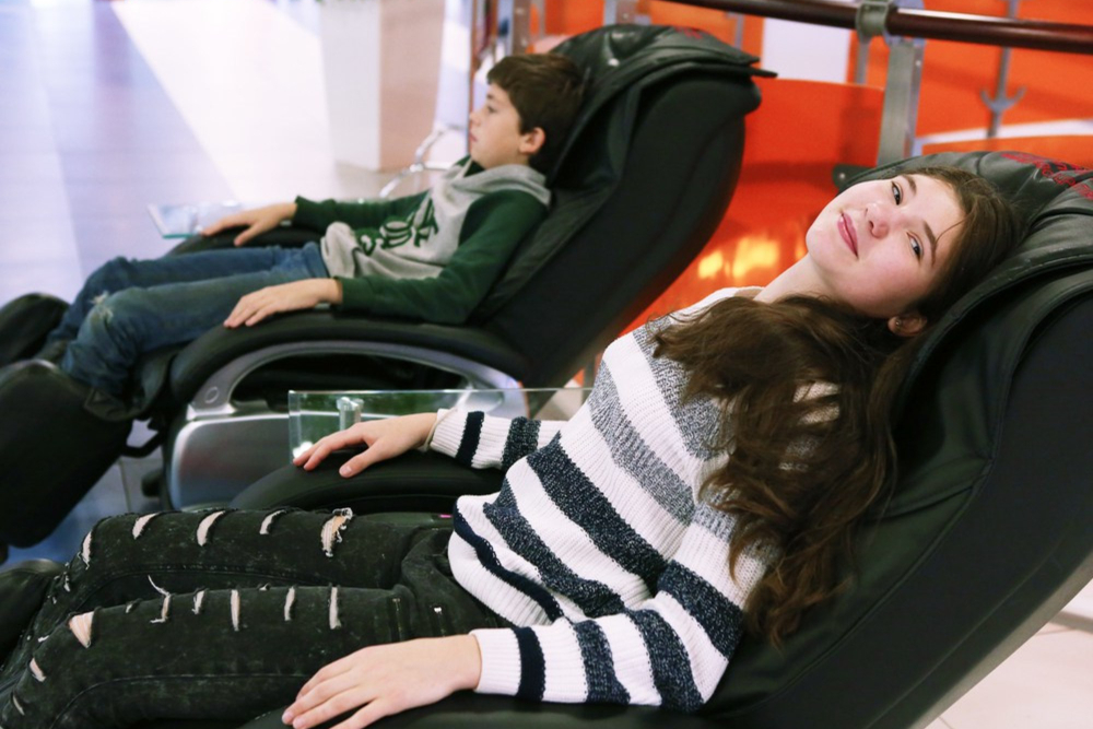 massage chair for health